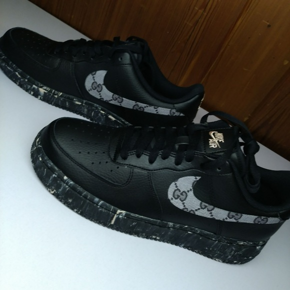 eb5654dc3ab Gucci Air Force Ones in Men